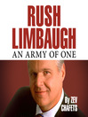 Rush Limbaugh (MP3): An Army of One